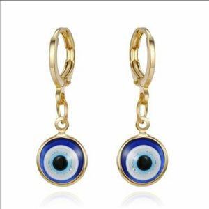 🐝 Nazar 🧿 Retro earrings amazing effect
